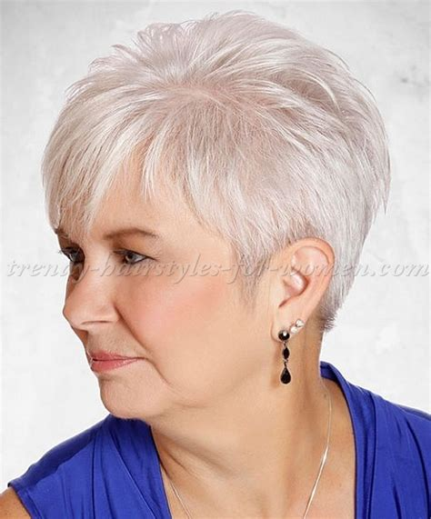 hairstyles for with gray hair 50 hair for of 60 with gray hair hairstyle 2013