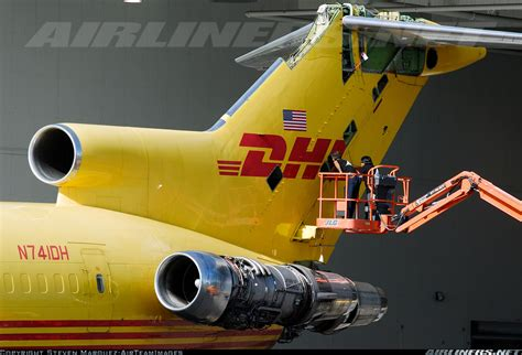 boeing 727 2q9 adv f dhl astar air cargo aviation photo 1823410 airliners net