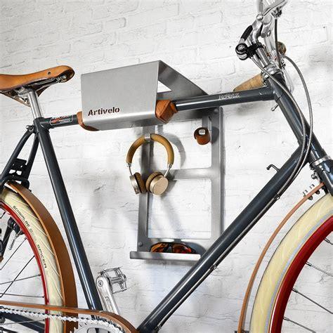 rack awesome wall mounted bike rack wall mounted bike