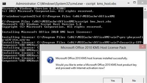 Office Volume License Faq Kms Activation Of Microsoft Products Windows Os Hub