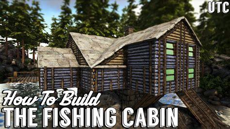 ragnarok fishing cabin ark building tutorial no mods