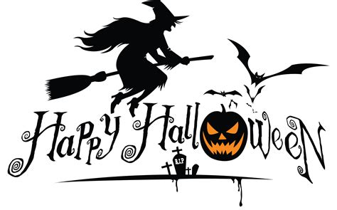 Happy Halloween Logo Png – Festival Collections A-paper Clip Art