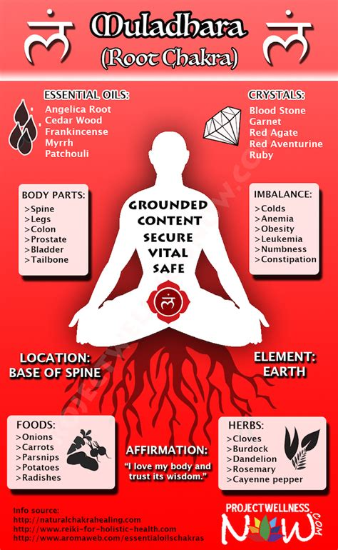 root chakra what you need to about your root chakra project