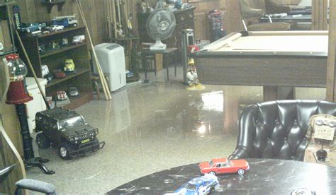 flooded basement cleaning restoration heights mi