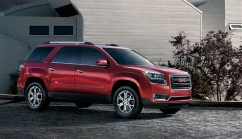 gmc acadia exterior colors 2016 acadia denali exterior colors autos post