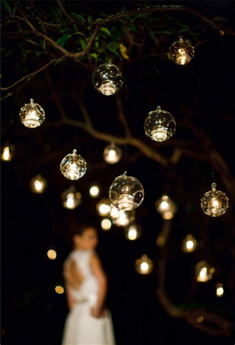hanging candles weddingbee photo gallery