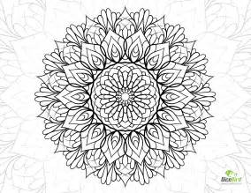 Stress Relieving Coloring Pages sketch template