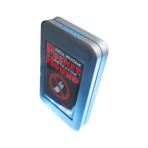 mobile phone detector pockethound covert cell phone detector