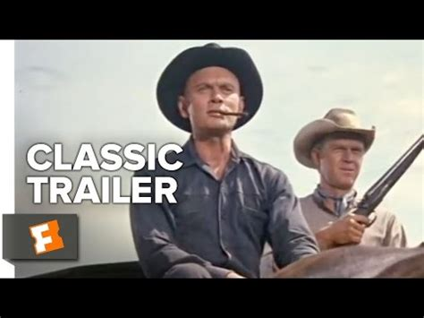 film cowboy charles bronson youtube the magnificent seven official trailer 1 charles
