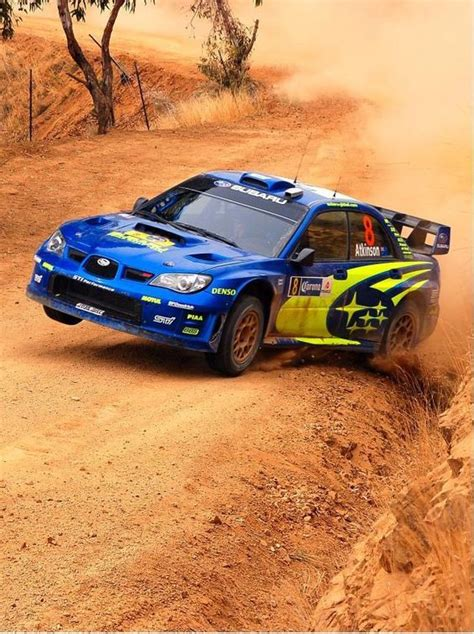 subaru rally drift 78 best images about car race rally dakar on