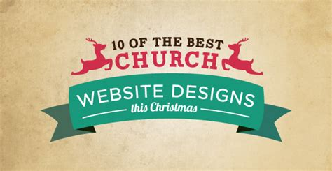 best church websites 10 of the best church website designs this