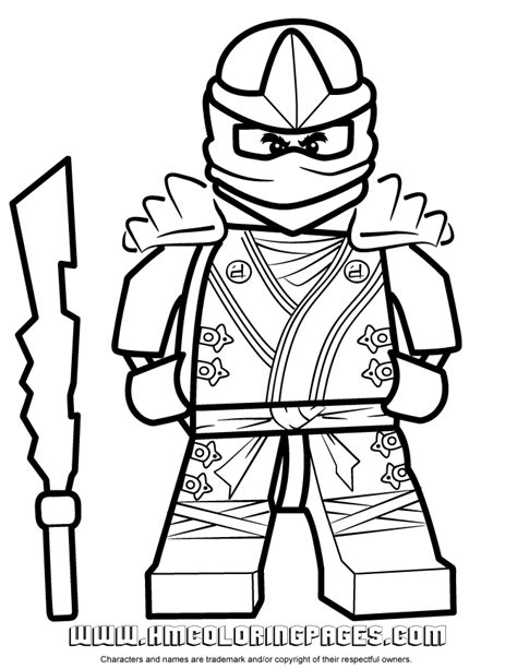 Free Lego Ninjago Jay Coloring Pages Ninjago Free Printable Coloring Pages