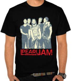 Kaos Pearl Jam Logo 1 jual kaos pearl jam satubaju kaos distro