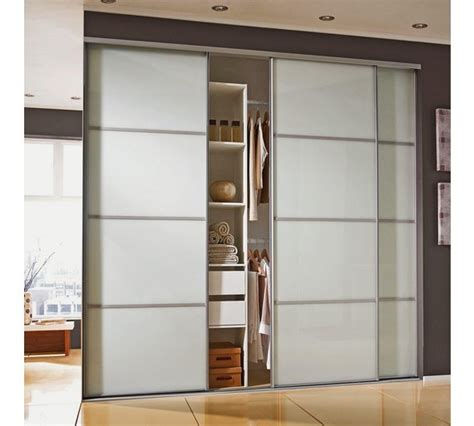 Buy Sliding Wardrobe Doors by Buy Basix White Interior Storage For Sliding Wardrobe