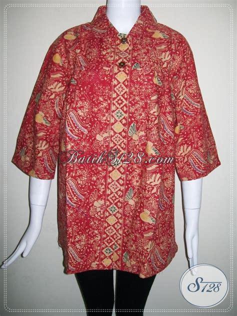 Baju Batik Terkini model baju batik motif terkini dan terbaru 2014 bls675ct xl toko batik 2018