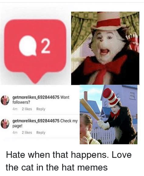 Cat In The Hat Meme - funny the cat in the hat memes of 2017 on me me