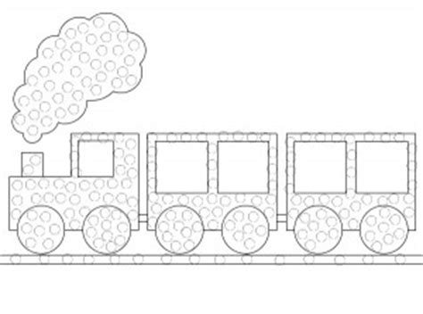 printable preschool train activities qtip train printable diy and crafts pinterest
