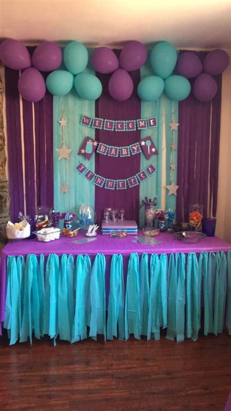 Turquoise Baby Shower by 17 Best Ideas About Turquoise On