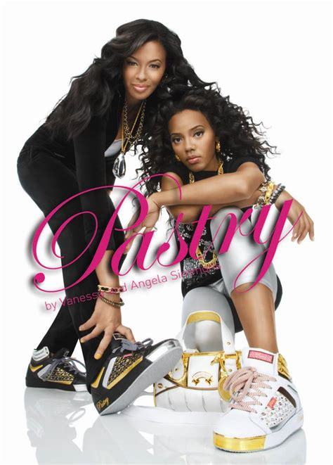 On Our Radar And Angela Simmons Pastry Brand Expands by And Angela Simmons Shoot New Pastry Caign