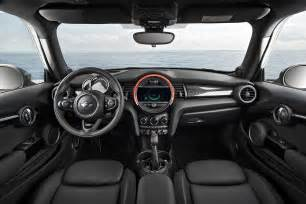 Mini Cooper Interior 2014 2014 Mini Cooper S Interior Photo 5