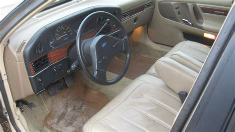 nearly new 3 453 mile 1987 ford taurus lx
