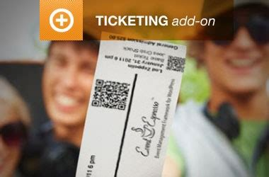 Ee4 Printable Tickets Add On | add ons event espresso wordpress event registration