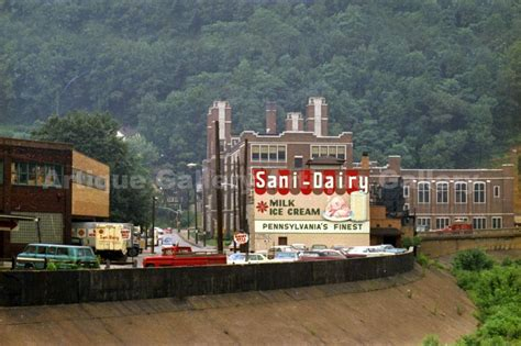 learning l johnstown pa vintage 1960 s 8 quot x 12 quot photo of johnstown high sani dairy