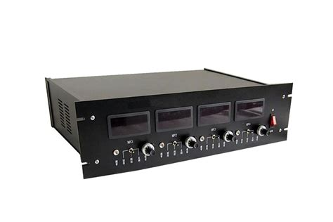 Box Equalizer 20 Channel Replacement 4 Channel Flow Readout Box For Eq Gsl Mc 3z Eq