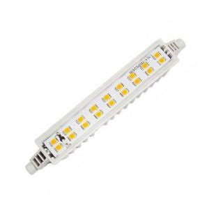 r7 118mm 6watt ultra slim led replacement for halogen l