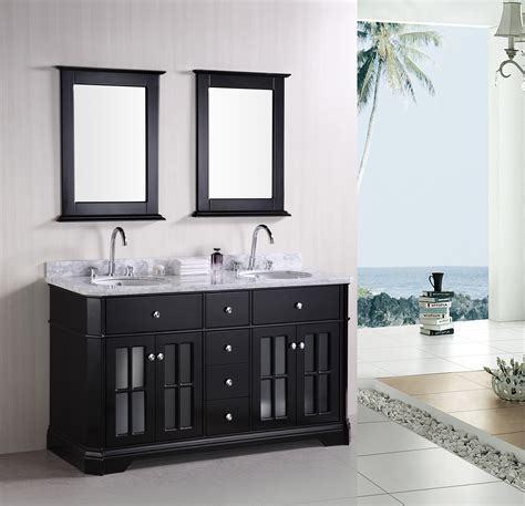 60 bathroom vanity sink adorna 60 quot sink bathroom vanity set