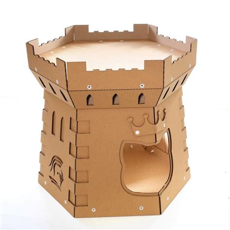 cardboard cat house plans fabulous tardis and stormtrooper themed cat furniture made from recycled cardboard