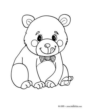 kawaii bear coloring pages kawaii bear coloring pages hellokids com