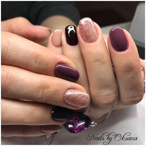 short gel nails ideas  pinterest short