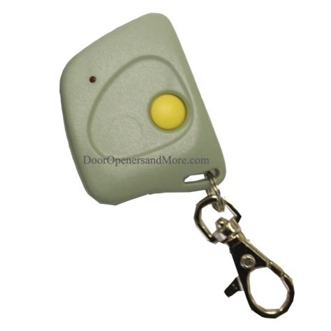Garage Door Opener Wiki Genie Single Button Dual Frequency Garage Remote Keychain New Garage Remote 100 Garage Door