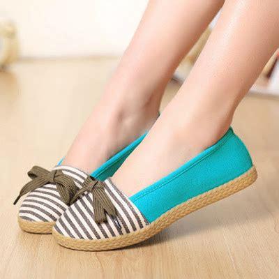 Sepatu Simple Polos Slk 15 trend 30 model sepatu flat wanita modern terbaru 2018 update
