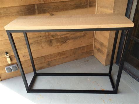 sidetable 100 cm sidetable metalwood 100cm koker 2 5cm www lowiknijverdal nl