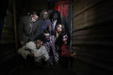 Image Gallery Haunted House Attractions