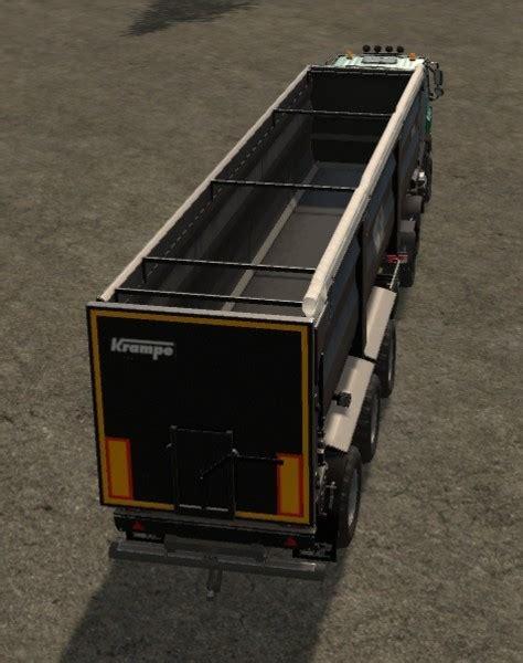 kre bandit sb 30 60 with hitch ls17 mod for farming ls17 kre bandit sb 30 60 atacher v 1 5 farming