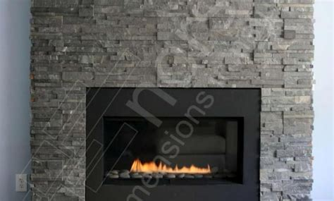 stacked veneer fireplace fireplaces