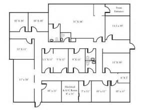 Doctor Office Floor Plan Office Building Floor Plans Examples Slyfelinos Com