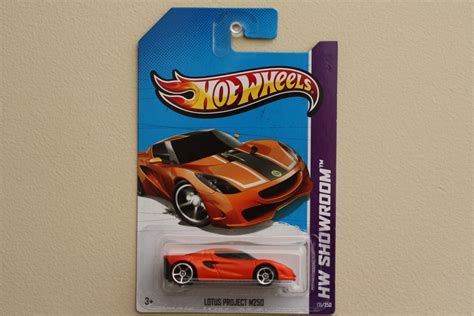 Hotwheels Lotus Project M250 Orange Murah Warungtjilik wheels 2013 hw showroom lotus project m250 orange