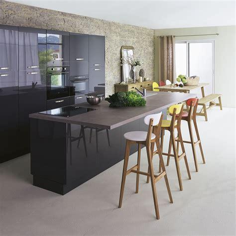 montage cuisine alinea taille ilot central cuisine maison design modanes com