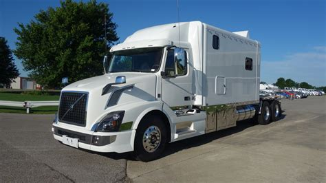 Sleeper Rb by 2018 Volvo Vnl With 156 Inch Ari Legacy Ii Rb Sleeper