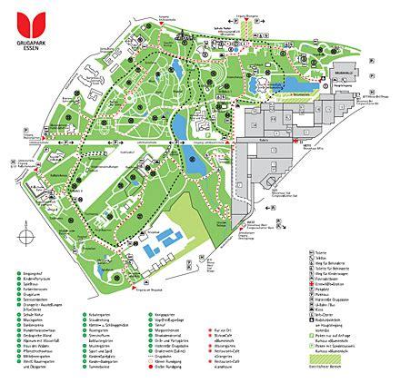 House Plan Pdf grugapark essen map