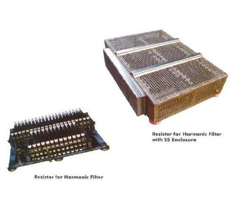 filter resistor power resistors resistor for harmonic filter manufacturer from alwar