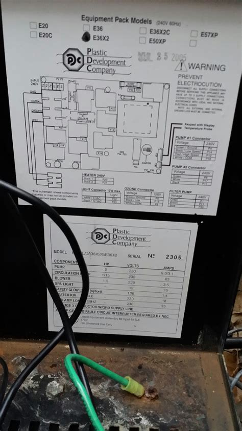 dynasty spa wiring diagram caldera spa wiring diagram