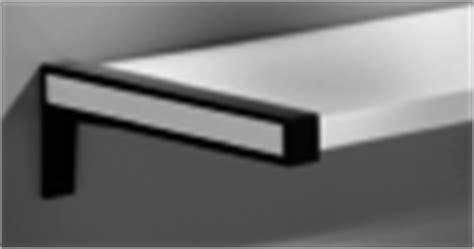 Belt Shelf Bracket by Black Belt Bracket Each Mastershelf