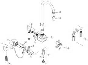 Kitchen Faucet Parts Names Faucet Parts Names Images