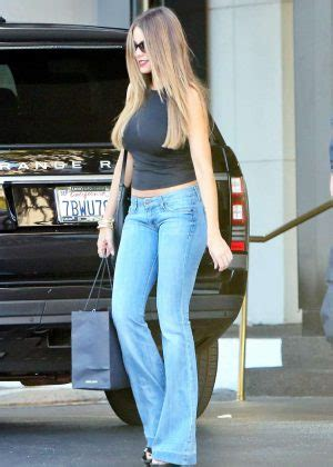 sofia vergara at saks fifth avenue in beverly hills – gotceleb