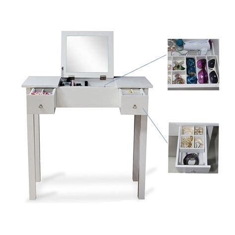 jewelry desk 2017 white vanity table makeup desk jewelry comsetic